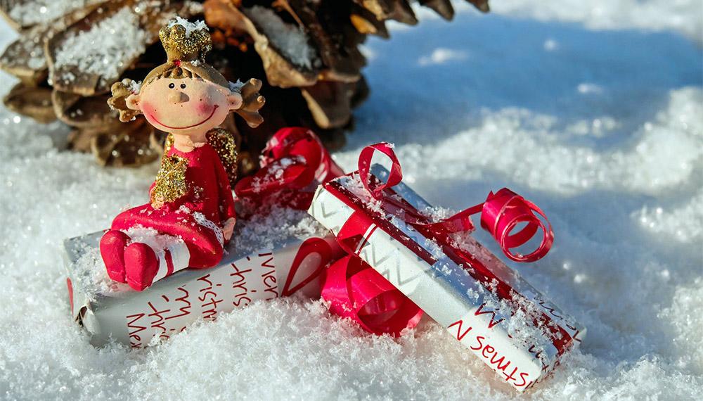 คำอวยพร วันคริสต์มาส เรียนรู้ภาษาอังกฤษ