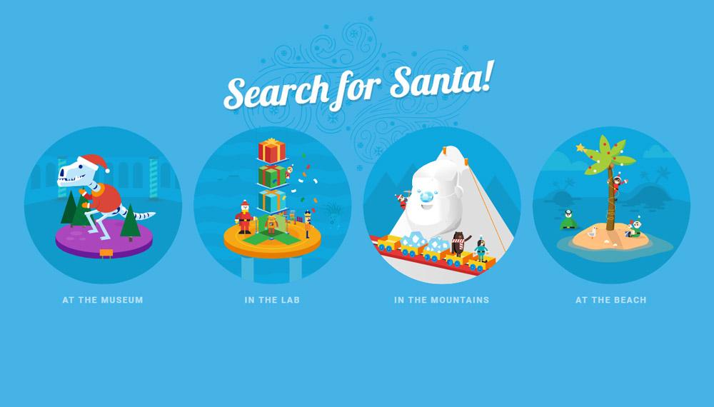Santa Tracker ตามติดภารกิจซานต้า - 25 กิจกรรมสุดน่ารักจากกูเกิ้ล