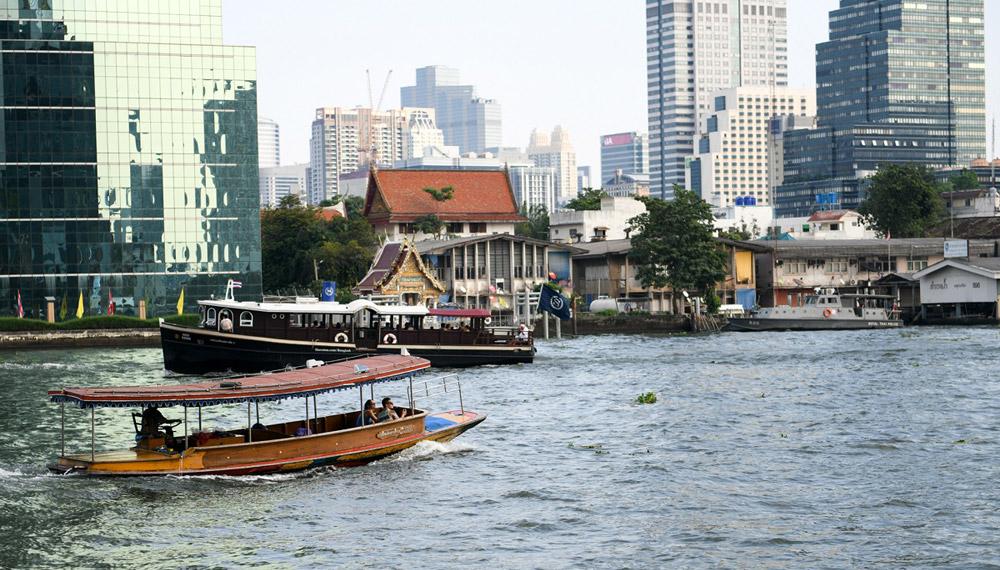 ICONSIAM กรุงเทพฯ ท่าดินแดง ท่าพระอาทิตย์ ปากคลองตลาด ล้ง 1919 วันเดย์ทริป แม่น้ำเจ้าพระยา