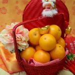 ชุดส้มมงคล
