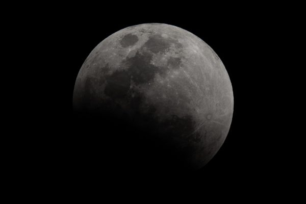 ปรากฏการณ์จันทรุปราคาบางส่วน (Partial Lunar Eclipse)