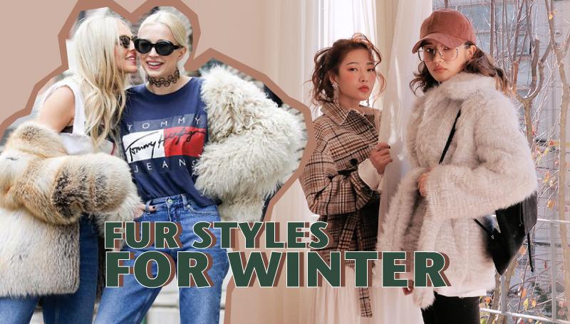 Fashion Update issue68 ขนเฟอร์ แฟชั่นขนเฟอร์ แฟชั่นฤดูหนาว ไอเทมหน้าหนาว