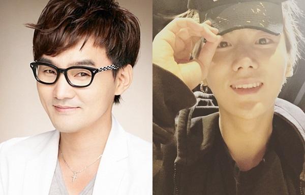 นักร้องเดี่ยว ชูกายอล และฮยอนซึง