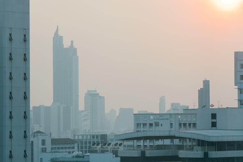หมอกฝุ่นพิษ PM 2.5
