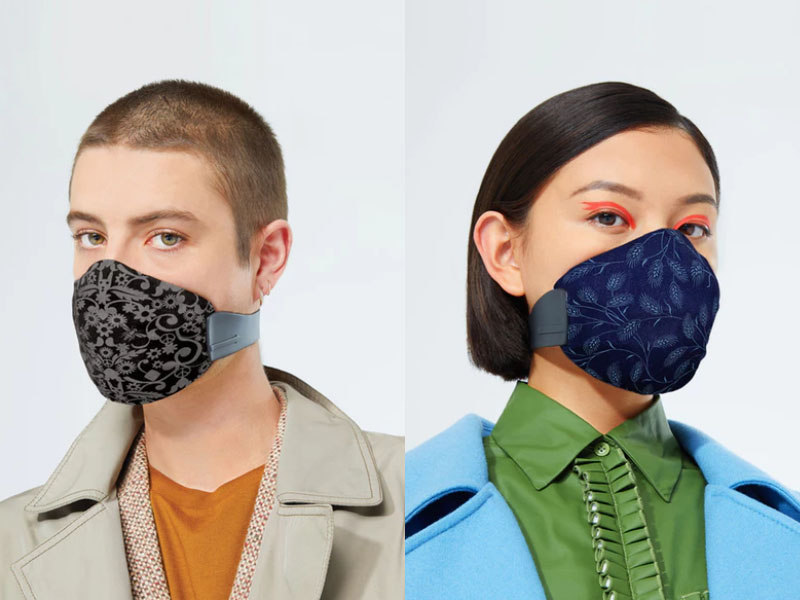 Karen Walker Anti-Pollution Mask Fashion Series