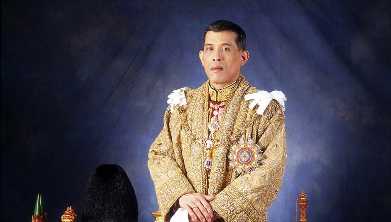 พระราชพิธี พิธีบรมราชาภิเษก ราชวงศ์จักรี ในหลวงรัชกาลที่ 10
