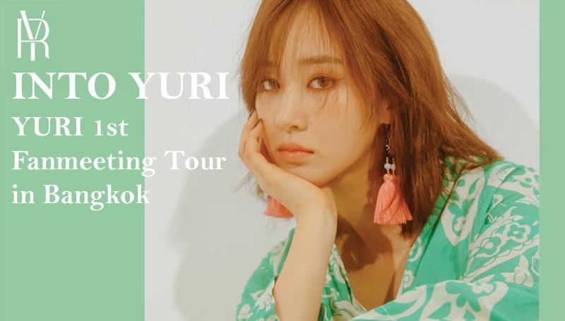 GirlsGeneration INTOYURI_FanmeetinginBKK snsd Yuri ยูริ