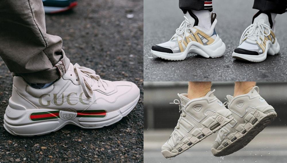 รองเท้า Nike รองเท้าAdidas รองเท้าผ้าใบสุดฮิต รองเท้าแฟชั่น