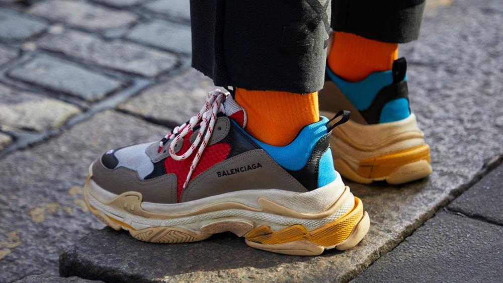 Chunky Sneaker อวบ ๆ ตัน ๆ มันคือสไตล์
