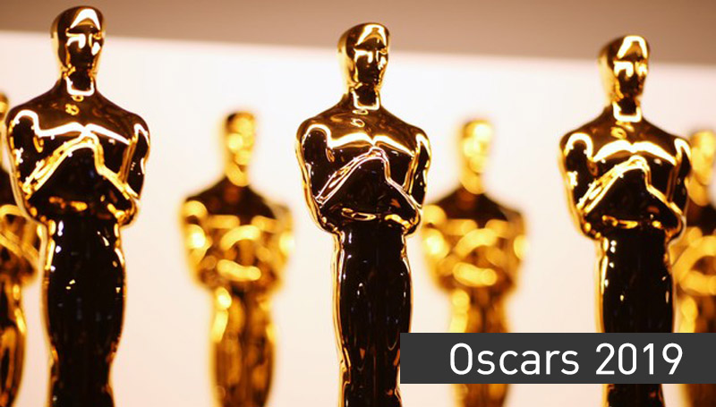 OSCARS 2019 รางวัลออสก้าร์ ฮอลลีวูด