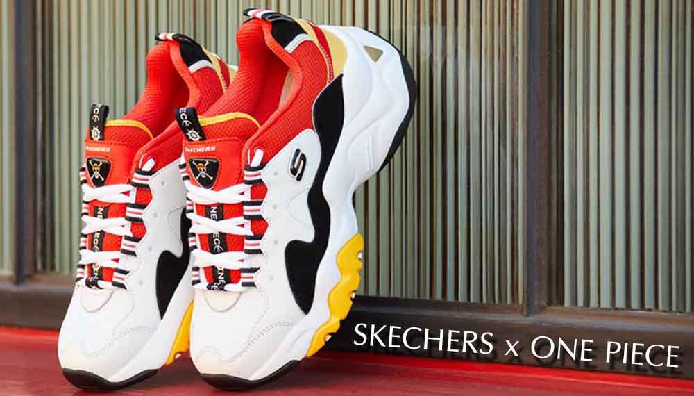 SKECHERS รองเท้า รองเท้าผ้าใบ