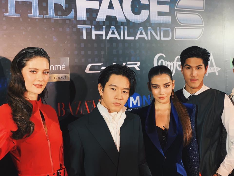 เปลี่ยนเมนเทอร์ใหม่ The Face Thailand 5 มีทีมไหนบ้าง? มาดูกัน