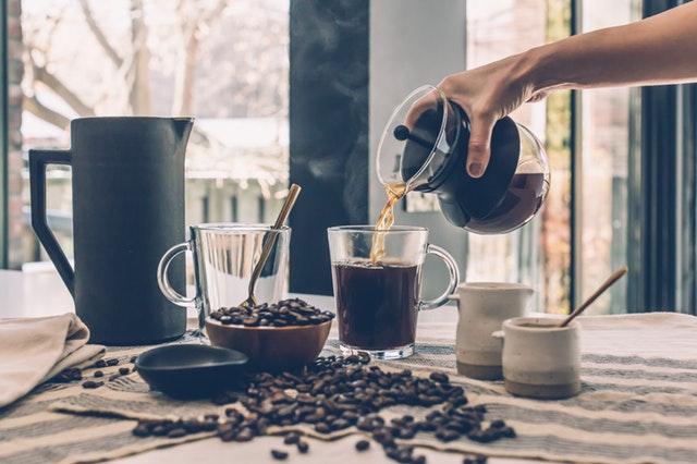 ดื่มกาแฟแบบคลีนๆ