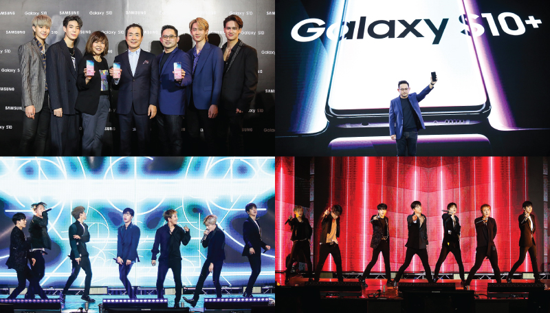 10isComingXiKON 9X9 iKON Samsungs10 โปรเจกต์ 9x9 (ไนน์ บาย นาย)