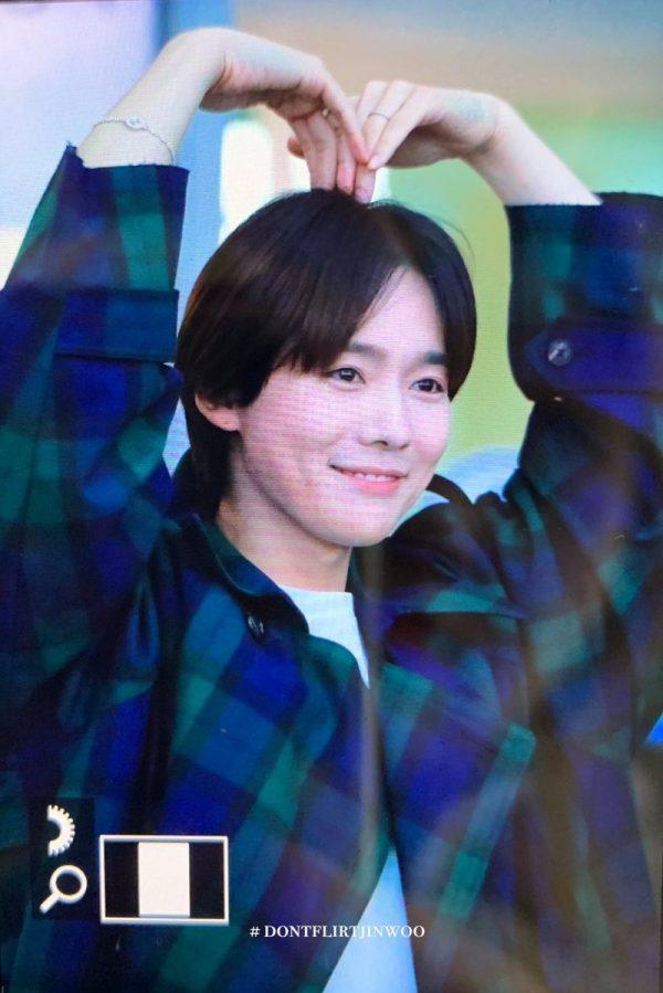 จินอู WINNER
