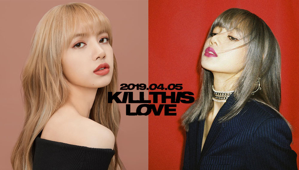 BLACKPINK LISA ลิซ่า BLACKPINK