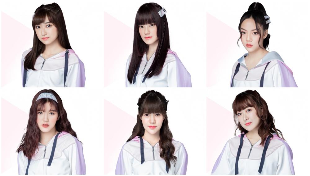 BNK48 ขมิ้นBNK48 จ๋า BNK48 จูเน่ BNK48 ซัทจัง BNK48 นิ้ง BNK48 มิวนิค BNK48