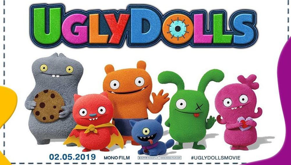 Mono Film UglyDolls