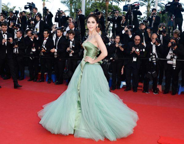 Cannes Film Festival 2013 ชมพู่ อารยา