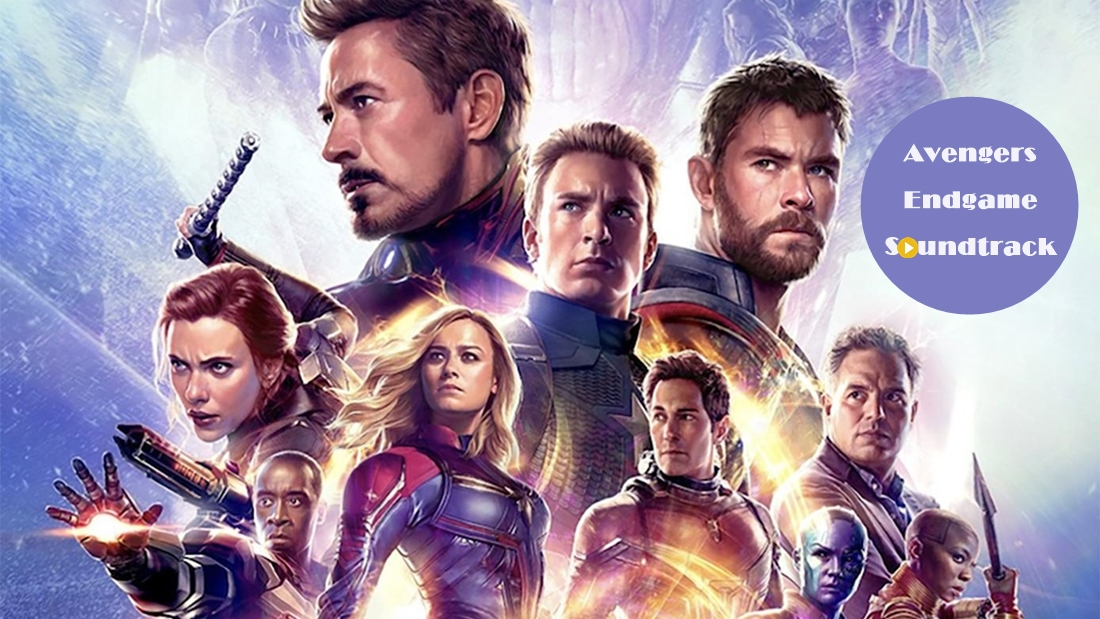 Avengers Avengers Endgame Soundtrack เพลงประกอบภาพยนตร์