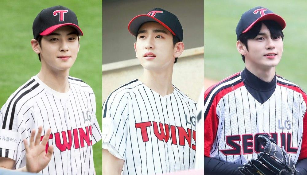 เบสบอล โอปป้า ไอดอล ไอดอลเกาหลี