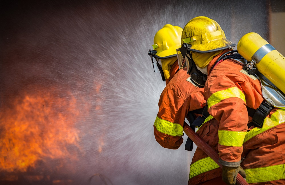 วิธีเอาตัวรอด เมื่อเกิดเหตุไฟไหม้