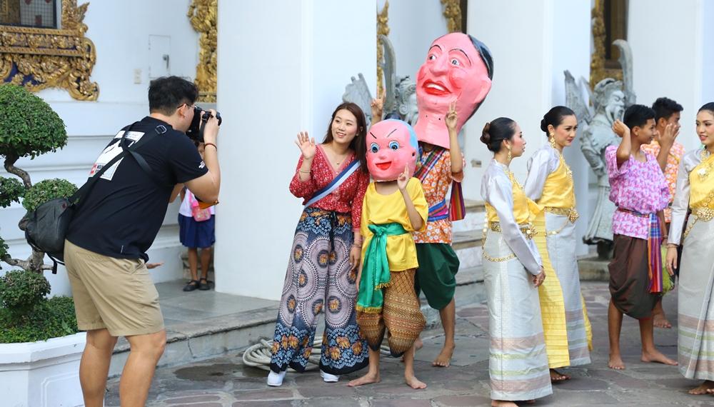 ASEAN Cultural Year 2019 Water Festival 2019 วันสงกรานต์
