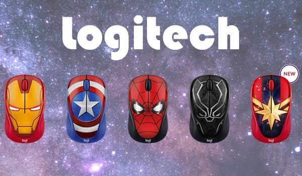Logitech Avengers Endgame