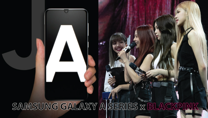 AGalaxyEvent2019 BLACKPINK SamsungGalaxy