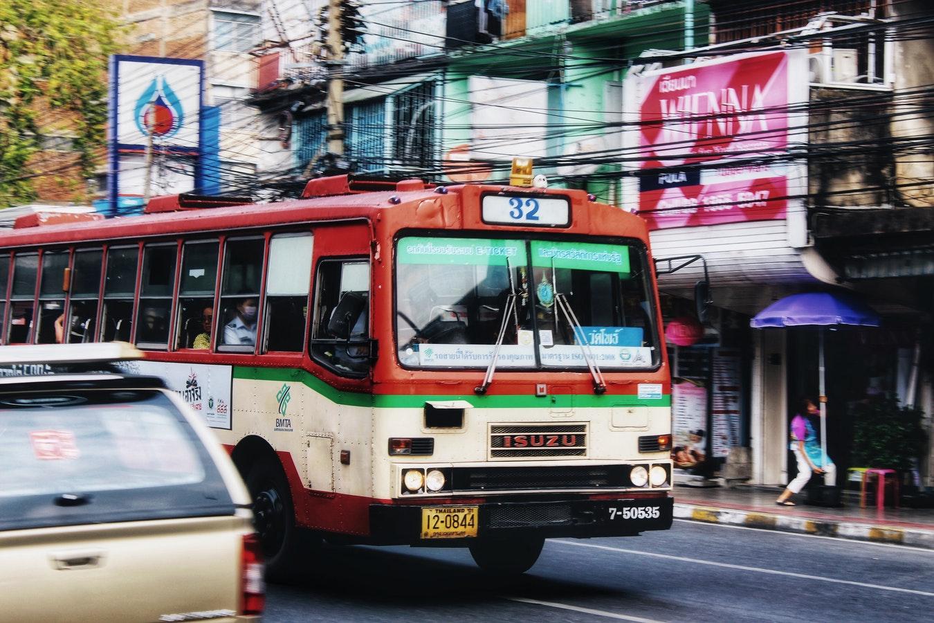 ขสมก. ขึ้นค่ารถเมล์ ขึ้นค่าโดยสาร รถเมล์ รถโดยสารประจำทาง
