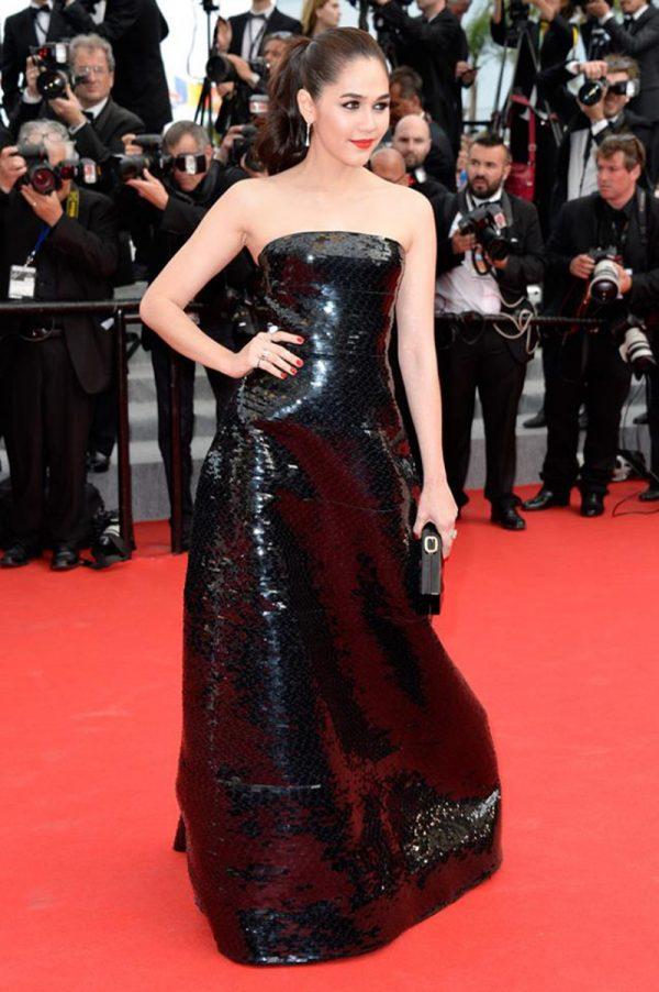 Cannes Film Festival 2014 ชมพู่ อารยา