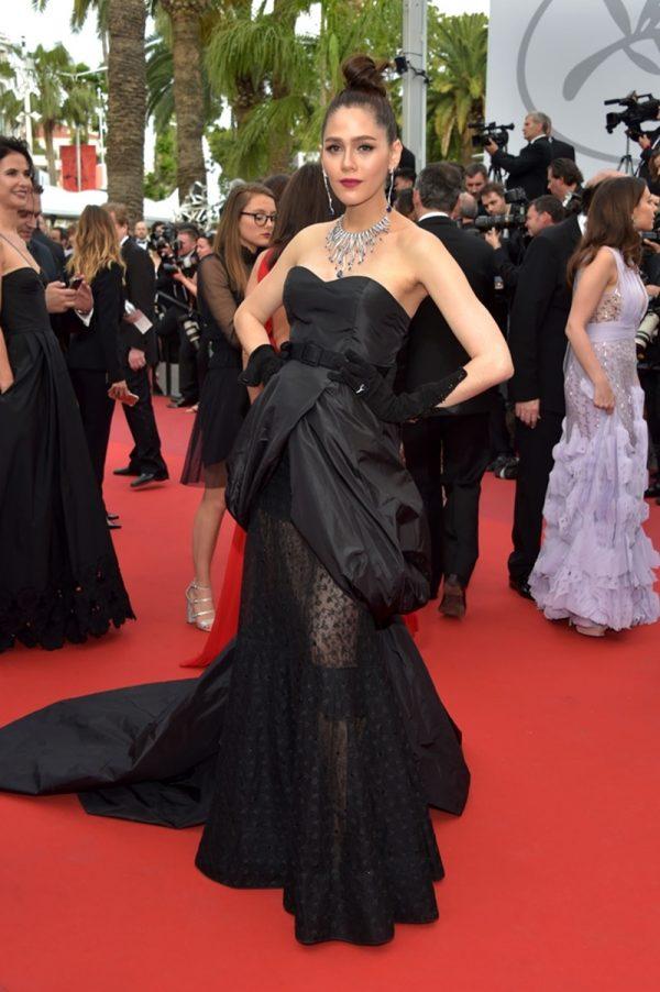Cannes Film Festival 2017 ชมพู่ อารยา