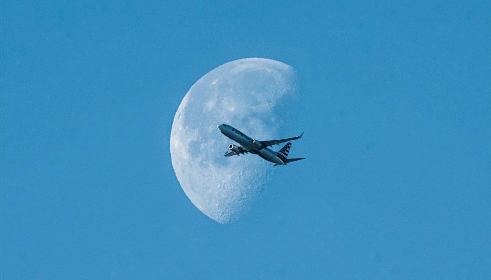การเดินทาง เครื่องบิน เทคนิคต่างๆ เที่ยวบิน