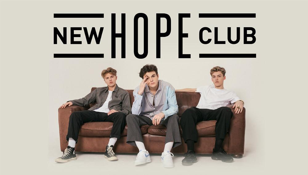 New Hope Club นักร้องต่างประเทศ ศิลปินต่างประเทศ