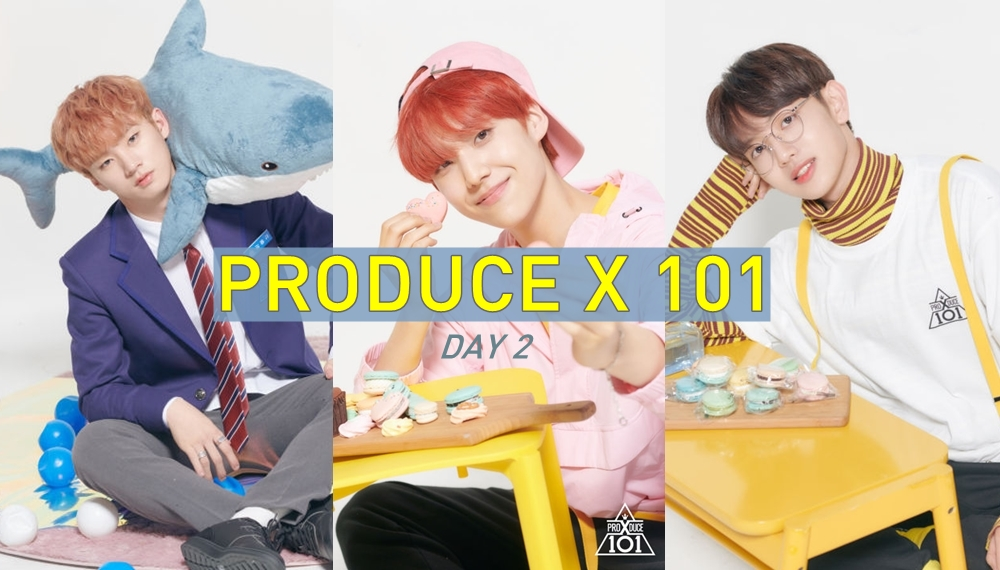 K-pop Mnet PRODUCE X 101