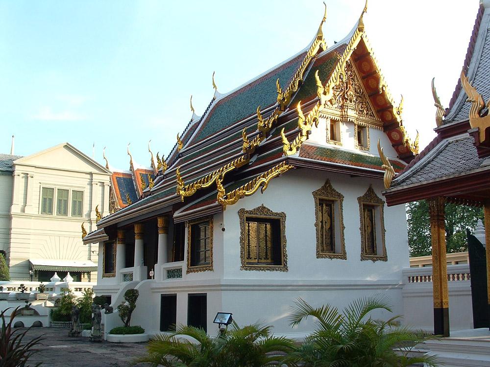 Ho Sattratrakhom หอศาสตราคม