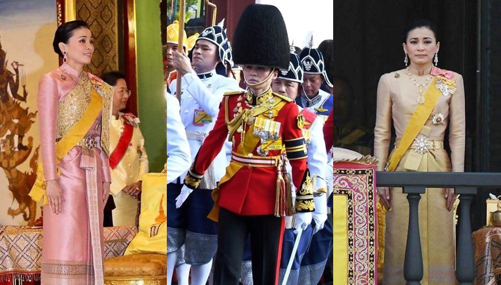 พระราชพิธี พิธีบรมราชาภิเษก ราชวงศ์จักรี สมเด็จพระราชินี ในหลวงรัชกาลที่ 10