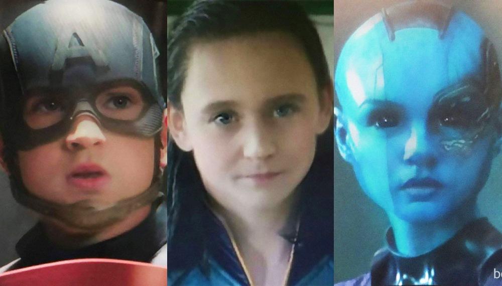 Avengers Avengers Endgame แอพพลิเคชั่น