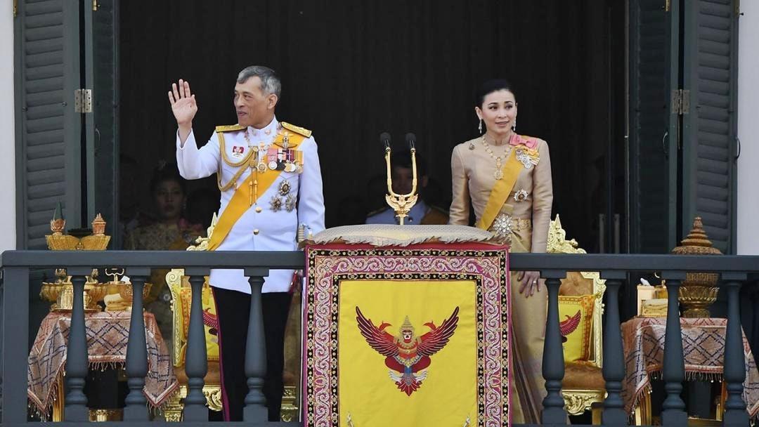 คำราชาศัพท์ พิธีบรมราชาภิเษก ราชกิจจานุเบกษา สมเด็จพระนางเจ้าสุทิดา ในหลวงรัชกาลที่ 10