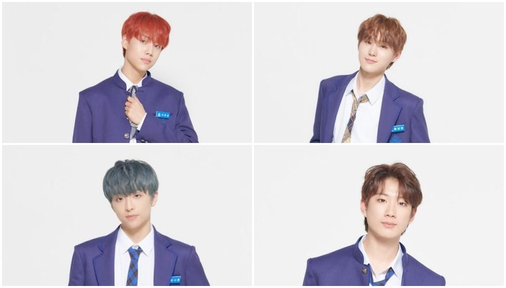 brand new music PRODUCE X 101 ไอดอลเกาหลี