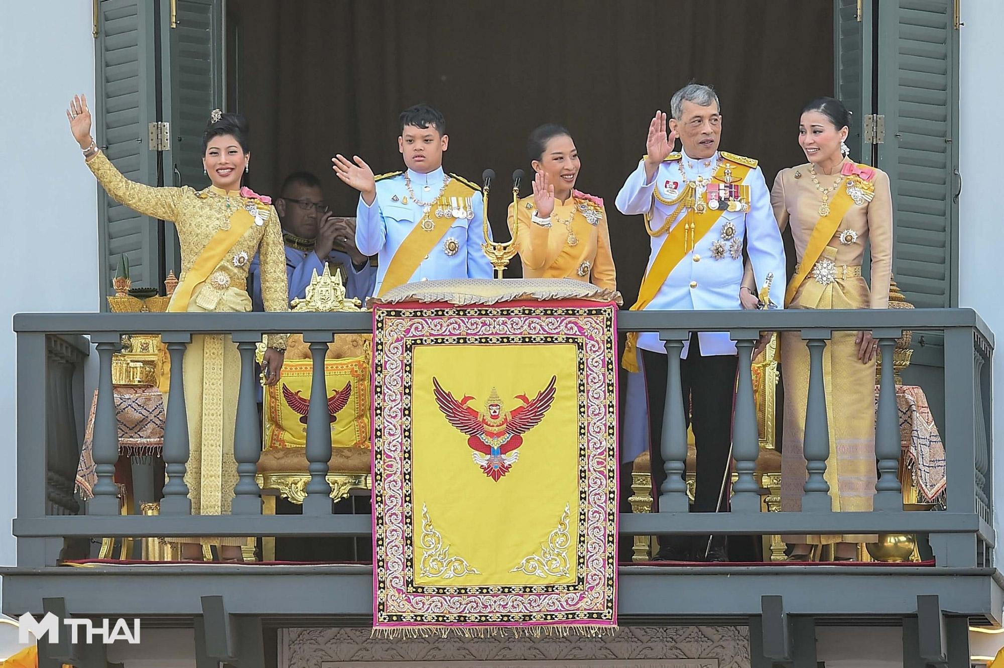 พระบรมวงศานุวงศ์ พระราชพิธี พิธีบรมราชาภิเษก เกร็ดน่ารู้ ในหลวงรัชกาลที่ 10