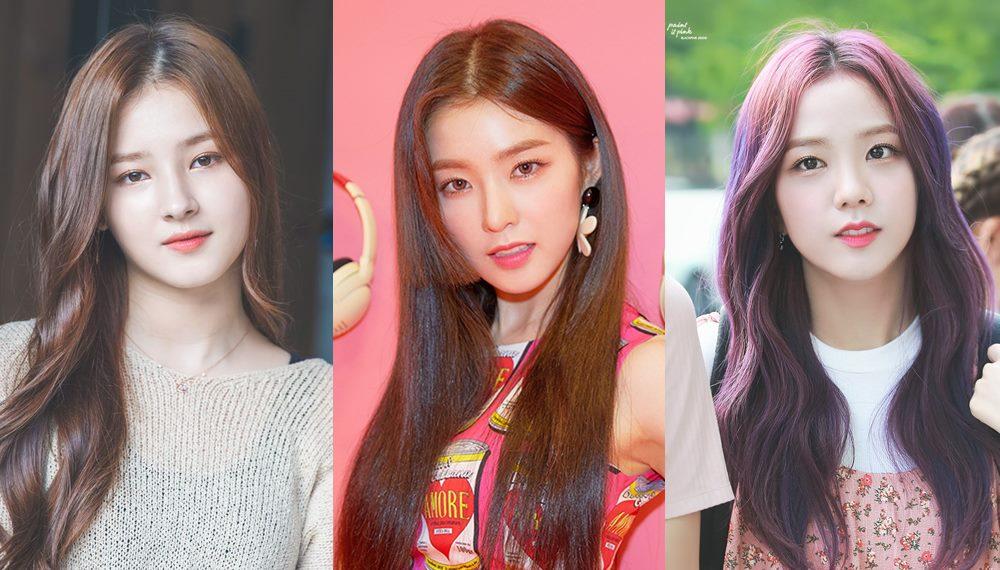 ความสวย ใบหน้าสวย ไอดอลหญิงเกาหลี ไอดอลเกาหลี