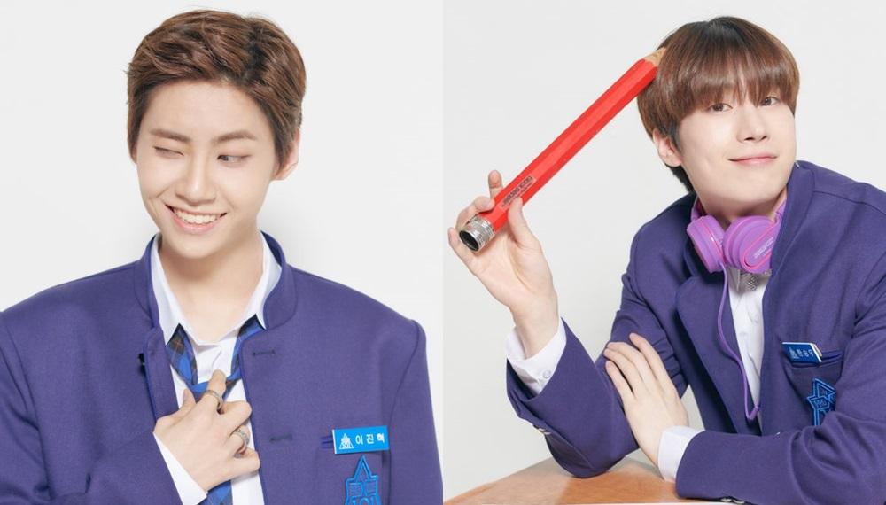 daddy PRODUCE X 101 UP10TION VICTON อี จินฮยอก ฮัน ซึงอู ไอดอลเกาหลี