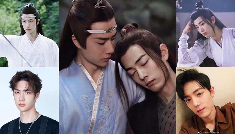 The Untamed ซีรีส์จีน นักแสดงจีน ปรมาจารย์ลัทธิมาร อี้ป๋อ