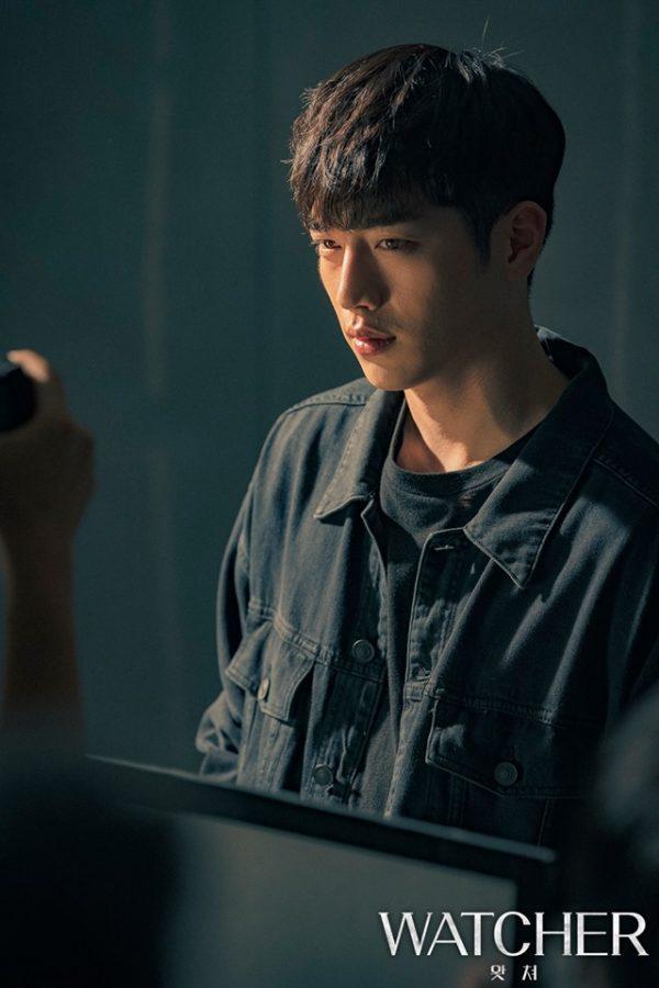 ซอคังจุน ซีรีส์เรื่อง 'Watcher'