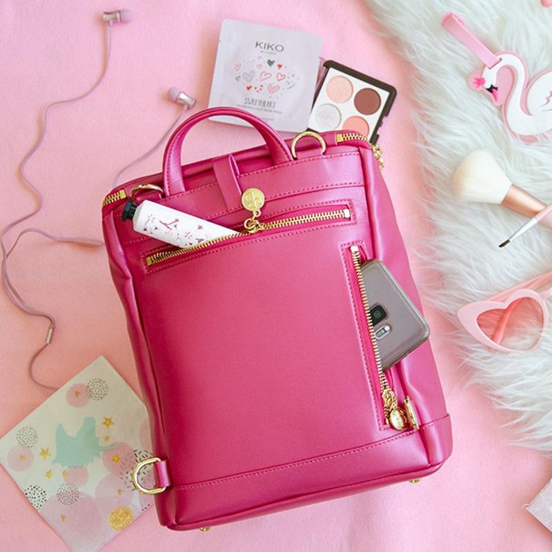 กระเป๋าหนังกันน้ำ เป้ รุ่น Mini Demilune