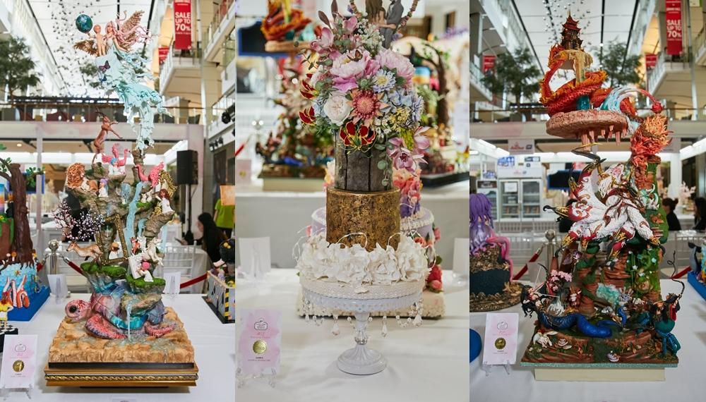 Cake International Lin Thailand Sweet Creation 2019 งานประกวดเค้กน้ำตาลปั้น ลิ้น