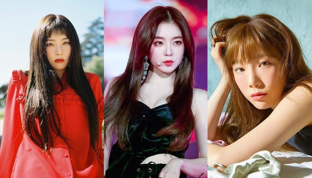 BLACKPINK IZ*ONE Red Velvet snsd TWICE เลสเบี้ยน ไบเซ็กชวล ไอดอลเกาหลี