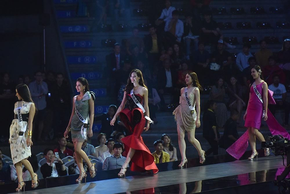 เวที Miss Universe Thailand 2019