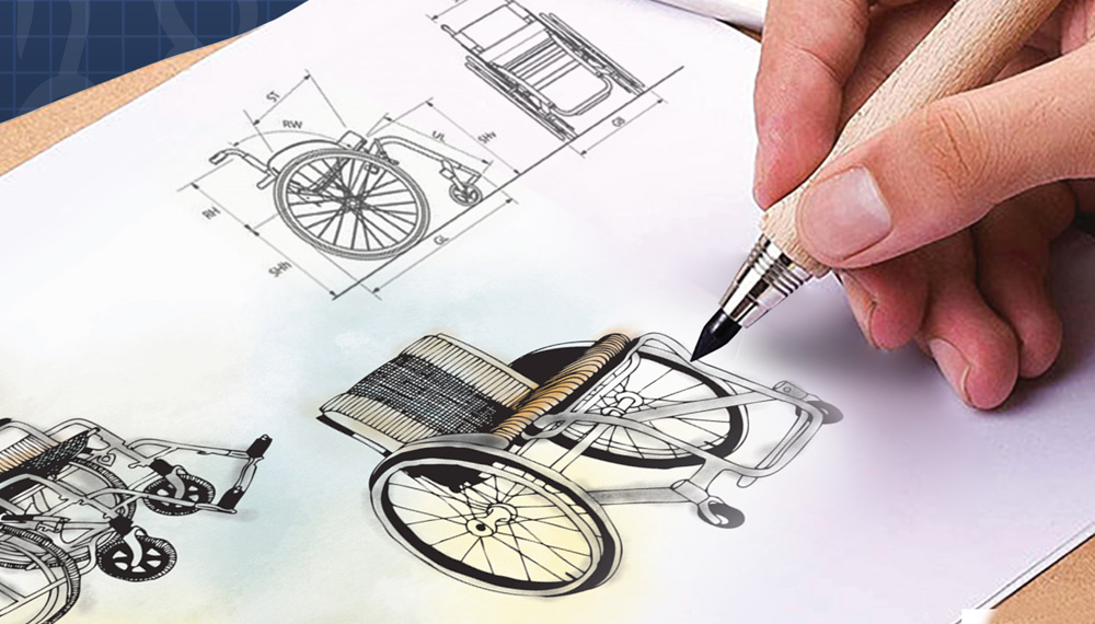 Wheel Share Journey การประกวด ประกวดออกแบบ รถเข็น